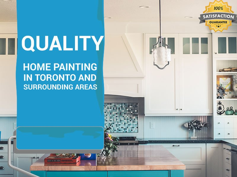 Painting Companies Toronto - Demiri Painting