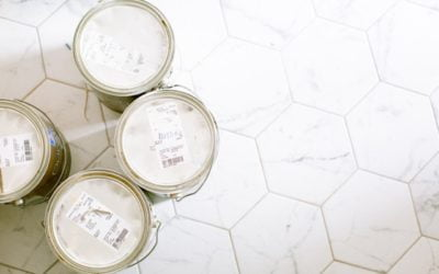 How to store and dispose of paint properly
